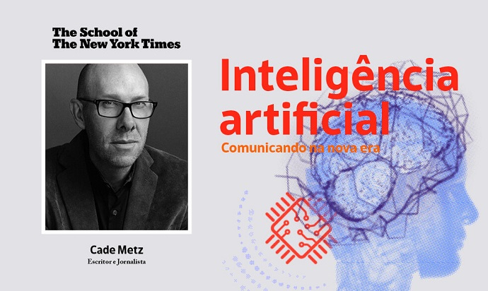 Compreender o mundo da inteligência artificial parece difícil? O G.A.T.E. descomplica!